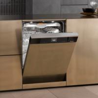 Semi-Integrated Dish Washer
